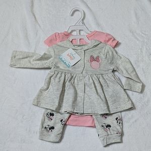 Disney Baby Minnie Mouse Outfit